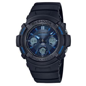カシオ Gショック CASIO G-SHOCK 腕時計 メンズ ウオッチ ファイアー・パッケージ 2021年モデル 電波ソーラー 限定品 AWG-M100SF 国内正規品|jikudo
