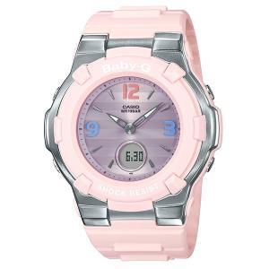 カシオ ベビーG CASIO BABY-G 腕時計 レディース ウオッチ Retro tricolor レトロ・トリコロール 電波ソーラー BGA-1100TR 国内正規品 レビュー書いて送料無料|jikudo