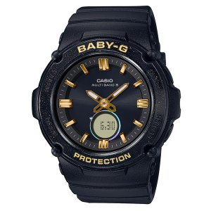 カシオ ベビーG CASIO BABY-G 腕時計 レディース ウオッチ スターリットベゼルシリーズ 電波ソーラー BGA-2700SD 国内正規品 レビュー書いて送料無料|jikudo