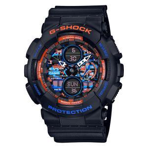 カシオ Gショック CASIO G-SHOCK 腕時計 メンズ ウオッチ シティ・カモフラージュ・シリーズ GA-140CT 国内正規品 レビュー書いて送料無料|jikudo