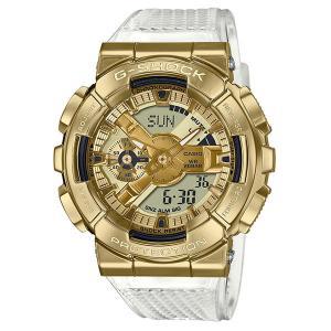 カシオ Gショック CASIO G-SHOCK 腕時計 メンズ ウオッチ Metal Covered GM-110SG 国内正規品 レビュー書いて送料無料|jikudo