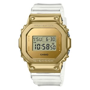 カシオ Gショック CASIO G-SHOCK 腕時計 メンズ ウオッチ Metal Covered GM-5600SG 国内正規品 レビュー書いて送料無料|jikudo