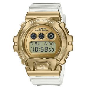 カシオ Gショック CASIO G-SHOCK 腕時計 メンズ ウオッチ Metal Covered GM-6900SG 国内正規品 レビュー書いて送料無料|jikudo