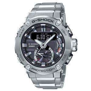 カシオ Gショック CASIO G-SHOCK 腕時計 メンズ ウオッチ G-STEEL カーボンコアガード Bluetooth ソーラー ウォッチ GST-B200D 国内正規品 送料無料|jikudo