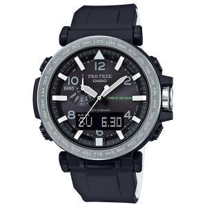 カシオ プロトレック CASIO PRO TREK 腕時計 メンズ ウオッチ ナイトサファリ トリプルセンサー アウトドアギア PRG-650 国内正規品 送料無料|jikudo
