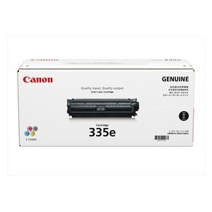 CANON トナーカートリッジ335e BK ブラック 国内 純正品 【Canon直送品】 0465C001 CRG-335EBLK|jimukiya