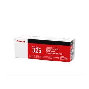 CANON トナーカートリッジ325 国内 純正品 【Canon直送品】 3484B003 CRG-325|jimukiya