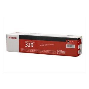 CANON トナーカートリッジ329 ブラック 国内 純正品 【Canon直送品】  4370B003 CRG-329BLK|jimukiya