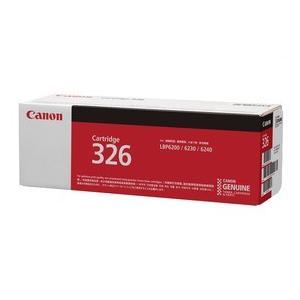 CANON トナーカートリッジ326 国内 純正品 【Canon直送品】 3483B003 CRG-326|jimukiya