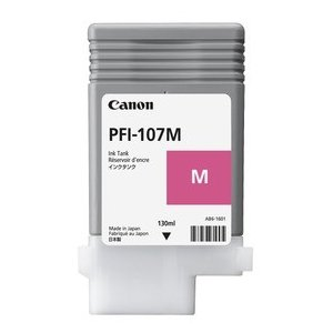 CANON インクタンク PFI-107 M マゼンタ  国内 純正品 【Canon直送品】