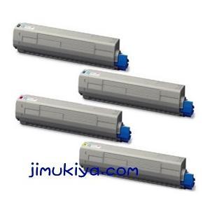 OKI 沖データ トナーカートリッジ TNR-C3LK1 Y1 M1 C1 4色セット  COREFIDO 純正品 【メーカー直送】|jimukiya