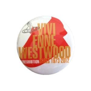 <title>新古品 Vivienne Westwood ヴィヴィアンウエストウッド シューズ回顧展 限定 おトク 缶バッチ</title>