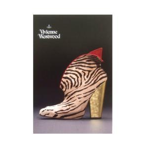 <title>Vivienne Westwood ヴィヴィアンウエストウッド 商舗 シューズエキシビジョン限定 ポストカード</title>