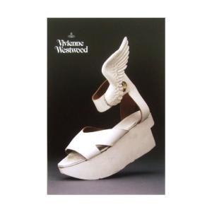 <title>海外限定 Vivienne Westwood ヴィヴィアンウエストウッド シューズエキシビジョン限定 ポストカード</title>
