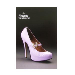5☆大好評 Vivienne [並行輸入品] Westwood ヴィヴィアンウエストウッド ポストカード シューズエキシビジョン限定