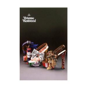 <title>アウトレット Vivienne Westwood ヴィヴィアンウエストウッド シューズエキシビジョン限定 ポストカード</title>