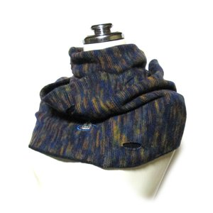 Material 毛(ウール)100  Size 実寸:128×24 (cm)  Color マルチ...