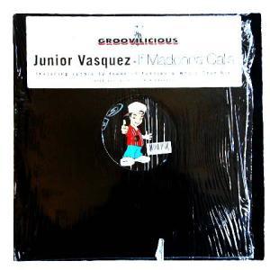【USED】JUNIOR VASQUEZ IF MADONNA CALLS (アナログ盤レコード S...