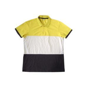 <title>店内全品対象 UNIQLO ユニクロ バイカラ― ポロシャツ</title>