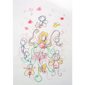 Love inthe universe precious 2 鈴木俊男画 jinbou