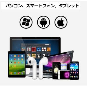 最新型 ワイヤレスイヤホン Bluetooth4.2  ブルートゥース イヤホン  iphoneシリーズ Android 対応 電池容量UP|jingyuan