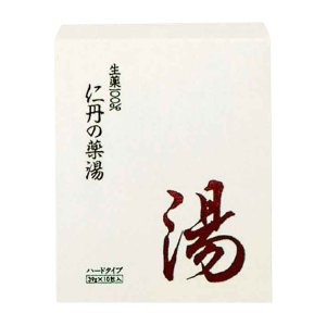 仁丹の薬湯(ハード)|jintan