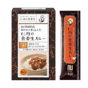 仁丹の食養生カレー1箱(10本入)|jintan