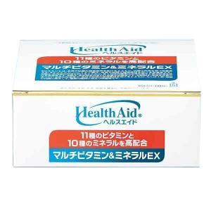 ヘルスエイド マルチビタミン&ミネラルEX 30日分|jintan
