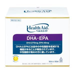 ヘルスエイド DHA&EPA 90日分|jintan