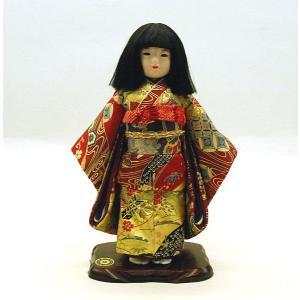 市松人形 童人形 だき人形間口28×奥15×高43cm 市松人形の通販販売店。初節句の市松人形購入の...