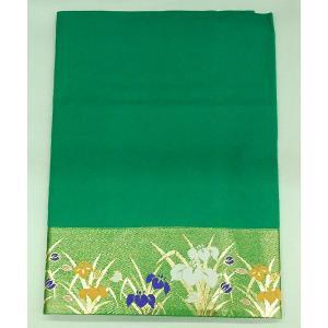 5月人形 緑布 ひな人形 巾140×奥行100cm...