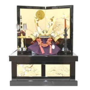 五月人形 収納飾り 兜 コンパクト 収納式 5月人形 かぶと おしゃれ kabuto50-59|jinya