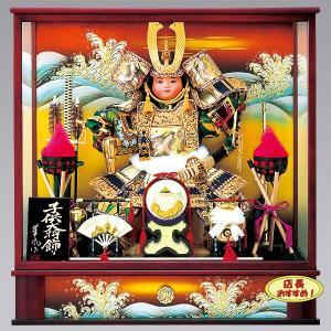 五月人形 兜 飾り 子供 ケース飾り コンパクト 収納 端午の節句 初節句 飾り 甲冑 人形屋 歴女 格安 人気 5月人形 こどもの日 kabuto60-69 taisyou60-69|jinya
