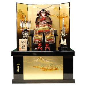 五月人形 収納飾り 鎧飾り コンパクト yoroi50-59|jinya