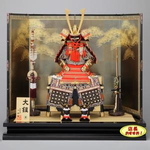 五月人形 鎧飾り 平安一水13号 鎧平飾り 5月人形 京鎧 yoroi90- yoroi90-|jinya