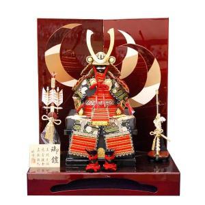 五月人形 鎧飾り 5月人形 コンパクト 5f-63-141 yoroi60-69|jinya