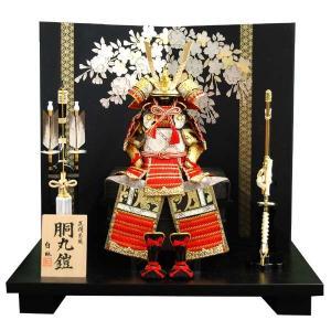 五月人形 鎧飾り 5月人形 コンパクト 5f63-149 yoroi60-69|jinya