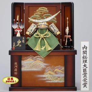 五月人形 伊達政宗 兜 収納飾り kabuto50-59|jinya