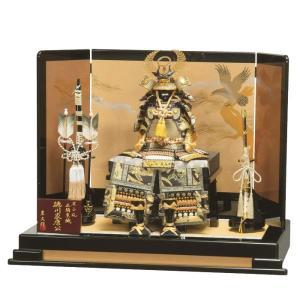 五月人形 徳川家康 鎧飾り 6号 コンパクト yoroi70-89|jinya