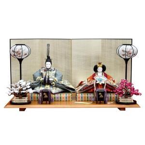 雛人形 ひな人形 親王飾り 逸品 正絹金駒刺繍 JIN雛匠シリーズ お雛様 お祝い|jinya