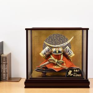 五月人形 久月 ケース入り 5月人形兜飾り kabuto-49 5月人形 kyugetsu_gogatsu 久月|jinya