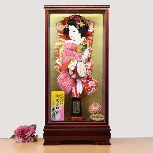 羽子板 久月 15号 お祝い 羽子板飾り 初正月飾り 女の子 出産祝い|jinya