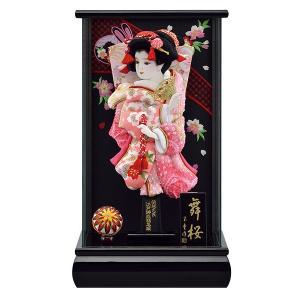 羽子板 初正月飾り 羽子板飾り ケース入り 10号|jinya
