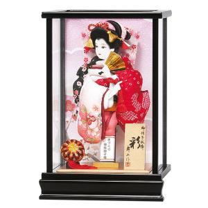 羽子板 8号 初正月飾り 宝扇 102841 お祝 羽子板飾り コンパクト ミニ|jinya
