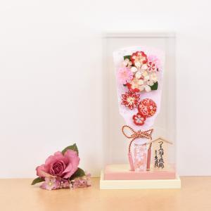羽子板 15号 初正月飾り 彩華 102853 お祝 羽子板飾り コンパクト ミニ|jinya