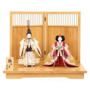 雛人形 お祝い ひな人形 立雛飾り たちびな 立ち雛飾り台付 竹製 親王飾り 2人飾り 二人飾り 竹製 おしゃれ かわいい 可愛い ナチュラル 自然 コンパクト モダン jinya