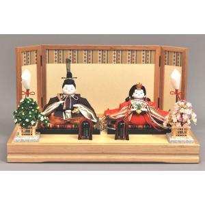 雛人形 ひな人形 幸一光 衣装着 薫親王飾り台付1010|jinya