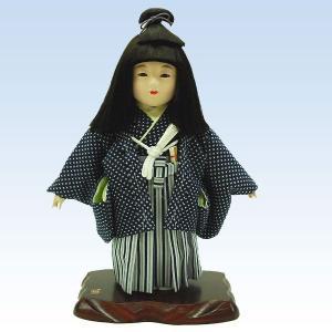 市松人形 8号 男の子 いちまつ人形 jinya
