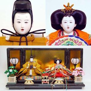 雛人形 親王飾り 平飾り ひな人形|jinya
