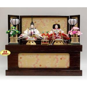 雛人形 収納飾り ひな人形|jinya